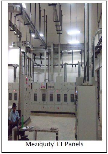 Sri Sai Leela Electrical Projects